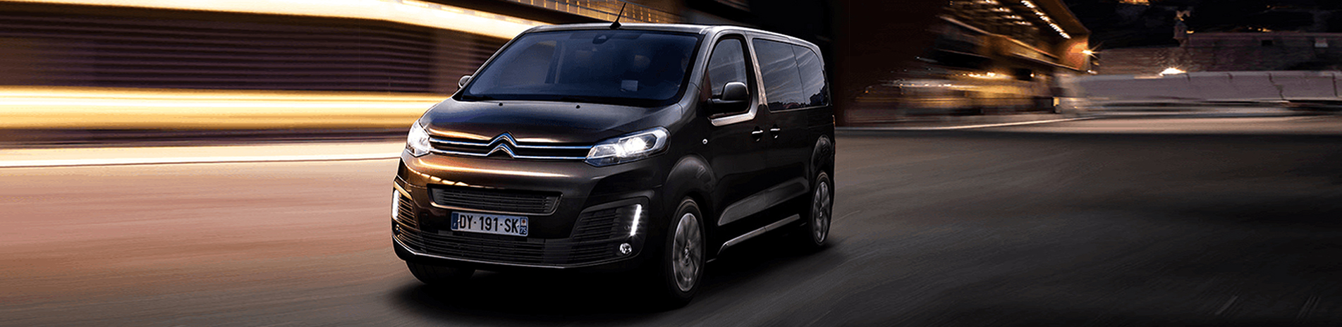 citroen spacetourer-business Banner